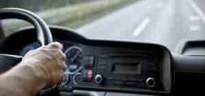 jornada de trabalho de motoristas