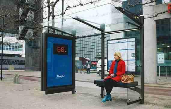 espera de ônibus é diminuída pelo rastreamento de ônibus
